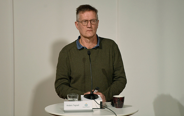 anders tegnell