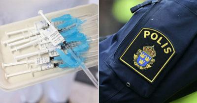 vaccin, polis