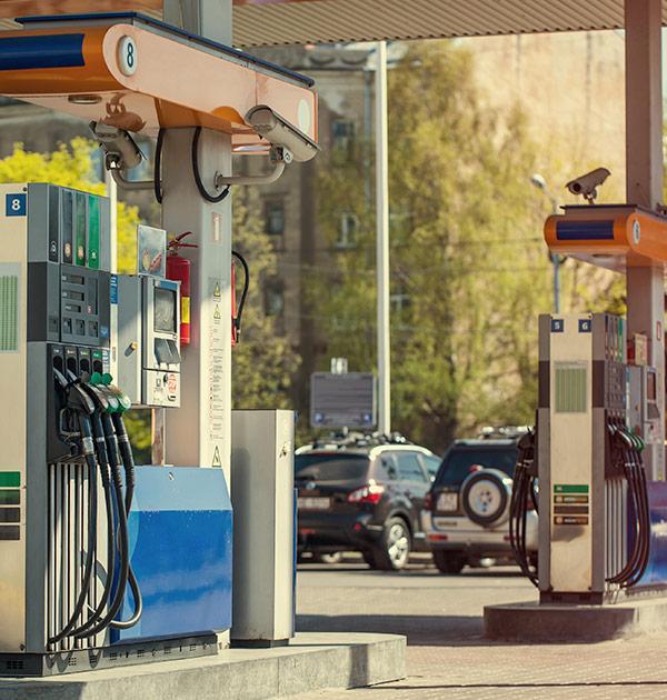 bensinmack