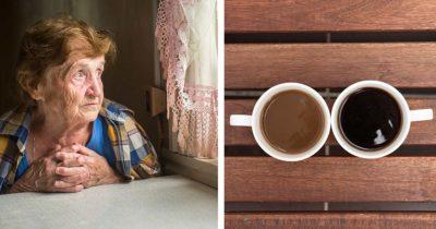 Café hjälper ensamma