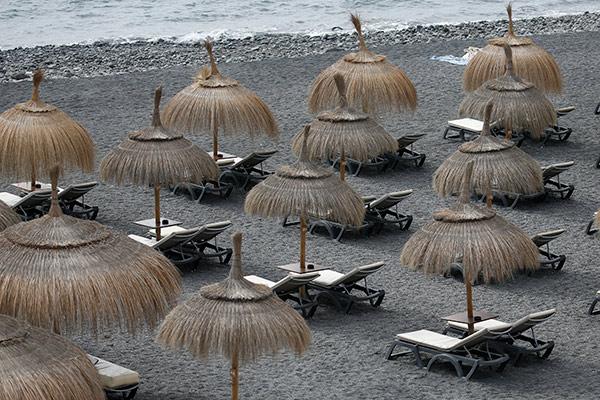 kanarieöarna, strand