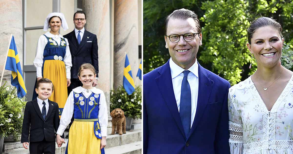 Kronprinsessan Victorias och prins Daniels nya drömhus