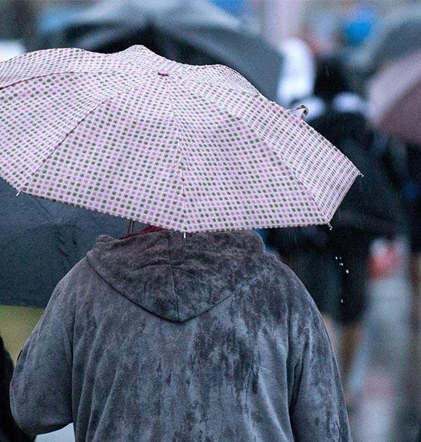 paraply, regn