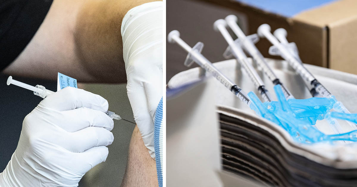 """Arbetsgivarna öppnar för att sparka vaccinvägrare: """"Rimligt att ställa krav"""""""
