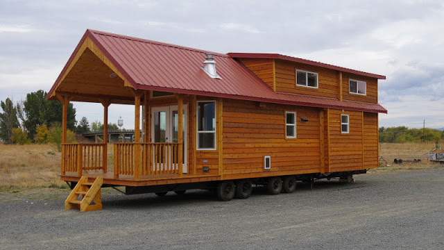Casa in legno con Zen