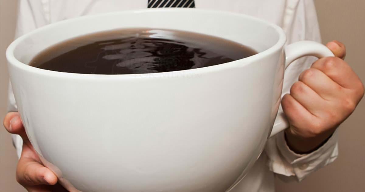 Filiżanka kawy jest prozdrowotna