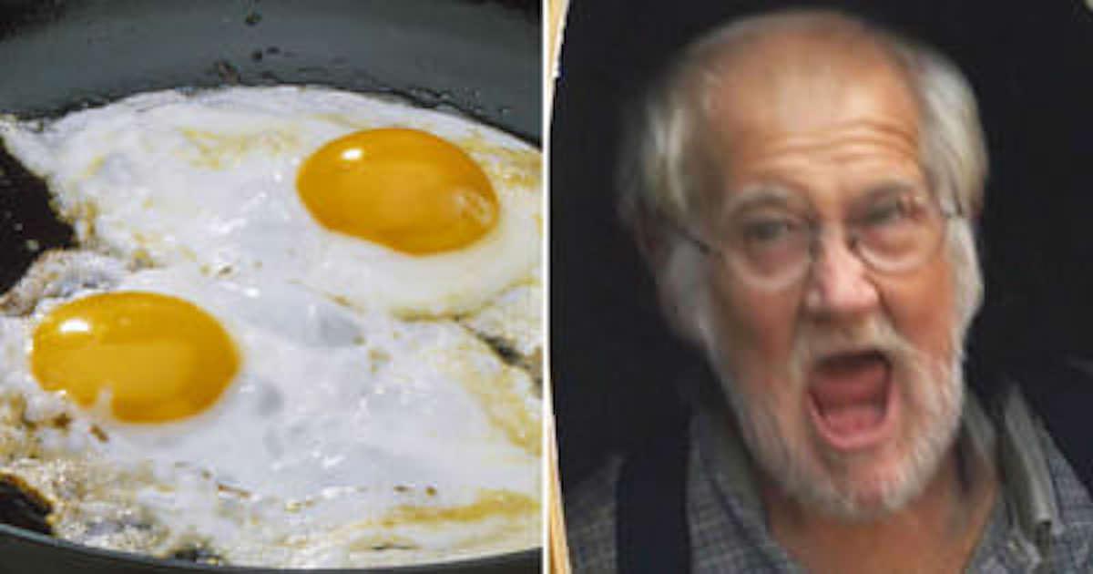Mąż i jego jajka