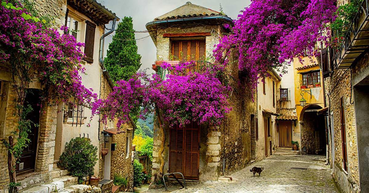 Takich pięknych wiosek nie widziałaś