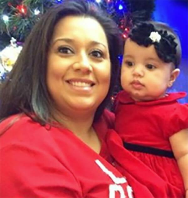 Nella foto c'è l'obesa Betsy con sua figlia