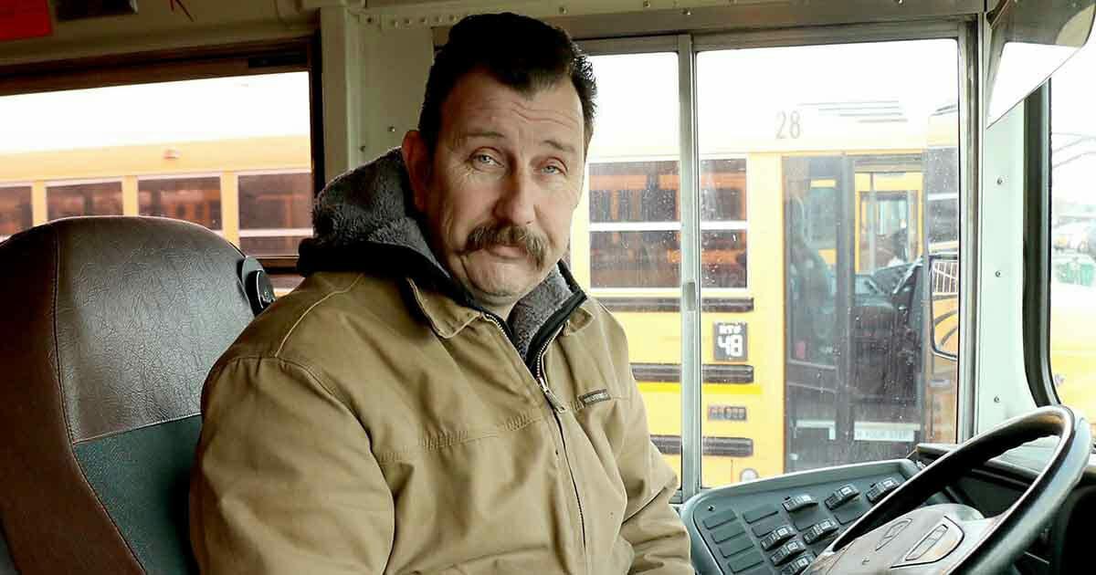 Kierowca autobusu John