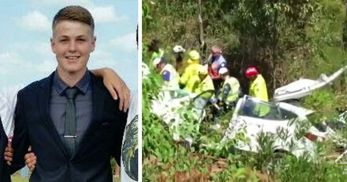 17-letni Samuel znika bez śladu - 30 godzin później przeczucie ojca ratuje mu życie