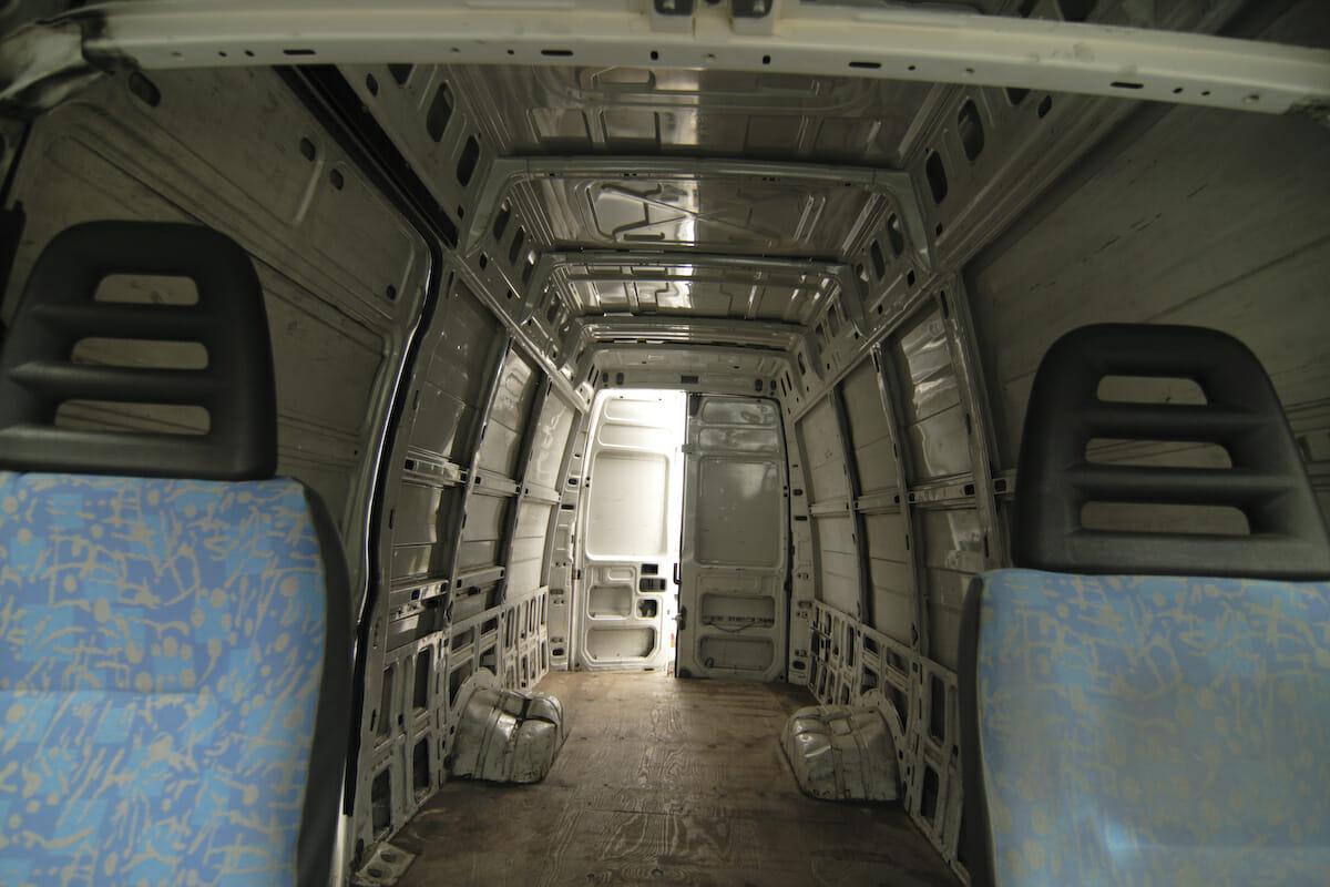 Wnętrze vana