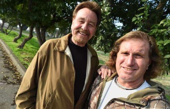 Na zdjęciu znajdują się Bobby i Rick