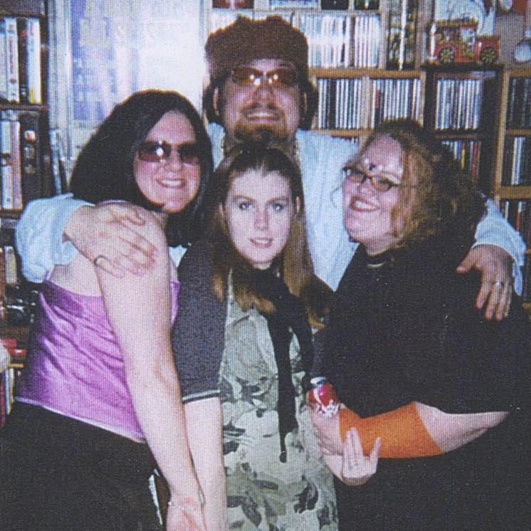 Nikki z rodziną