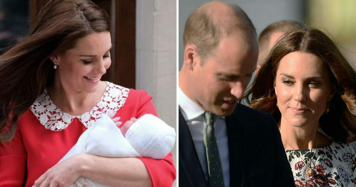 Kate Middleton po porodzie oddaje hołd Dianie w pewien subtelny sposób