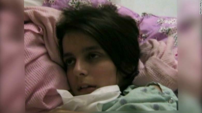 Victoria w śpiączce