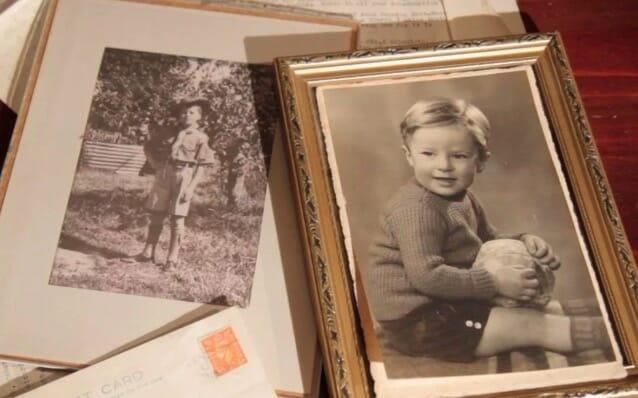 Zdjęcia Karla z dzieciństwa