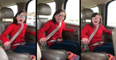 Trzy zdjęcia Shailee, która właśnie dowiedziała się, że dziś zostanie adoptowana