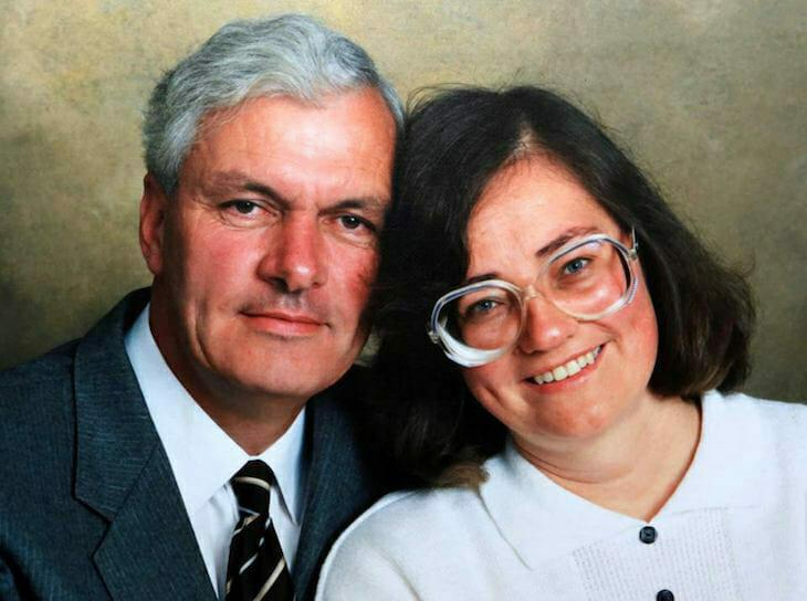 Janet i Winston