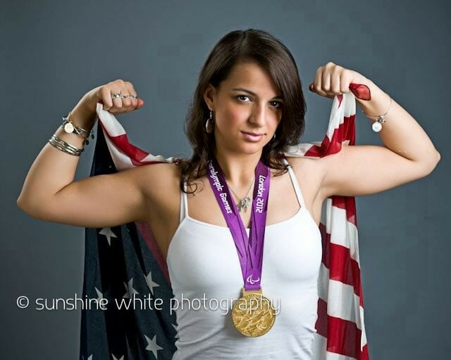 Medalistka