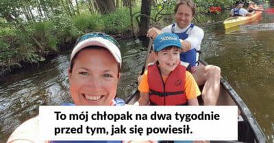 Rodzina w kajaku