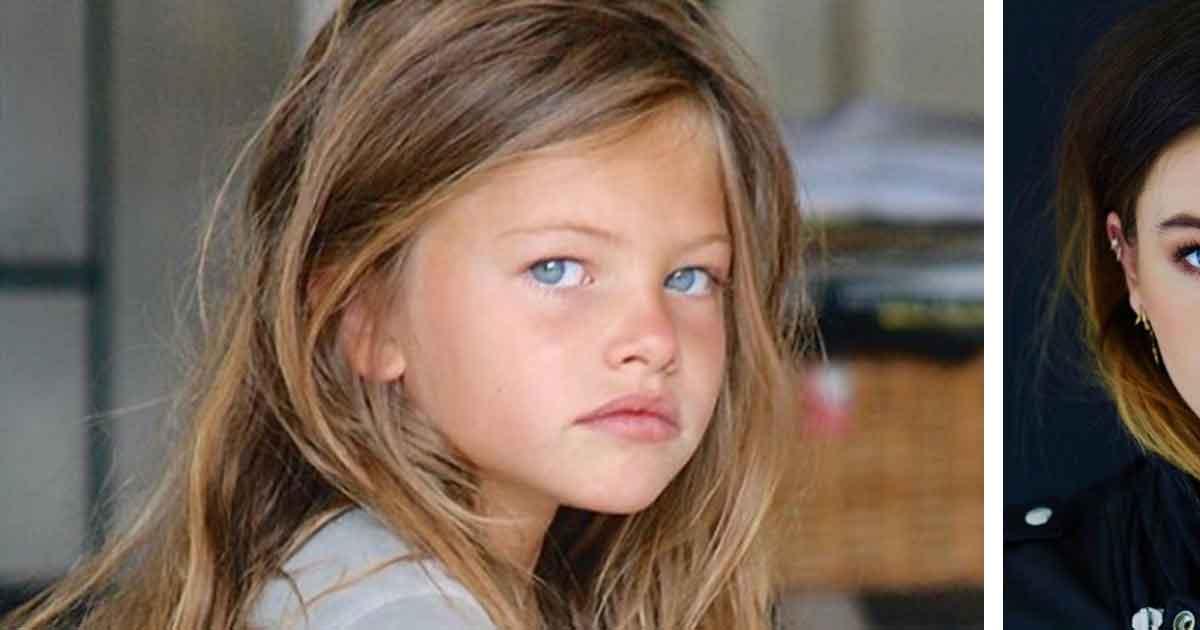 """Nazwa """"najpiękniejszą dziewczyną na świecie"""" gdy miała zaledwie 10 lat - zobacz jak wygląda 7 lat później"""
