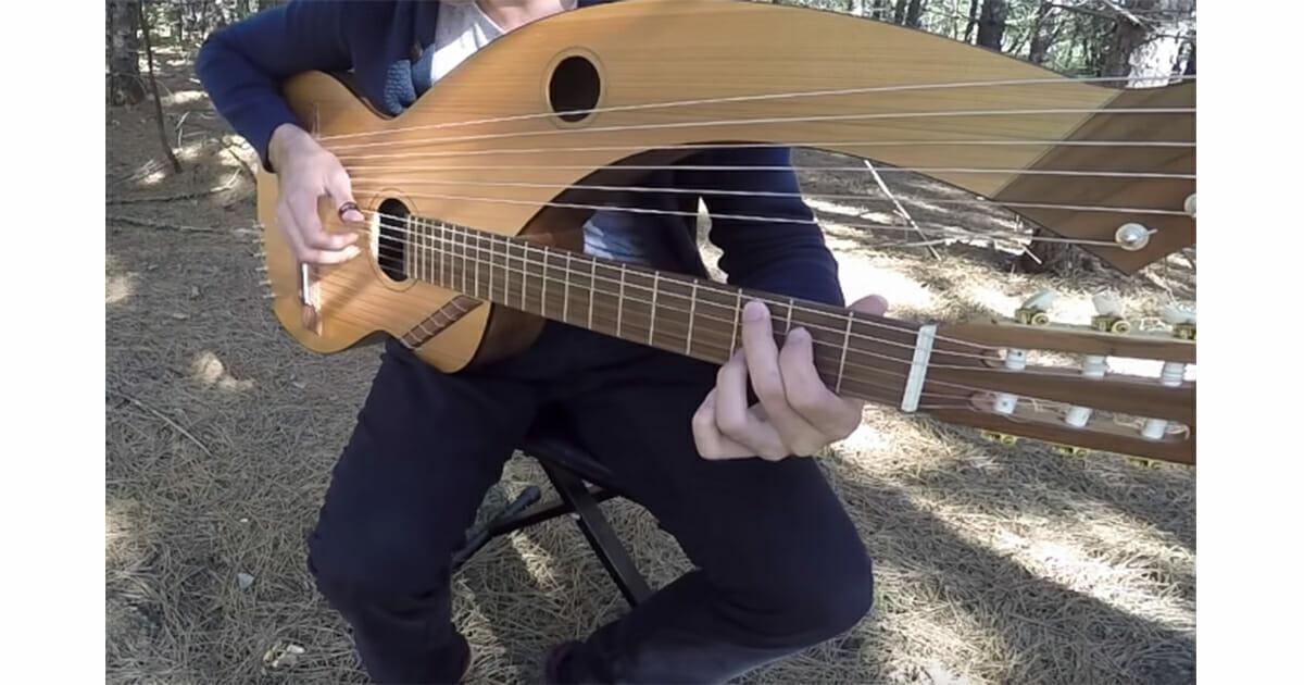 18-strunowa gitara