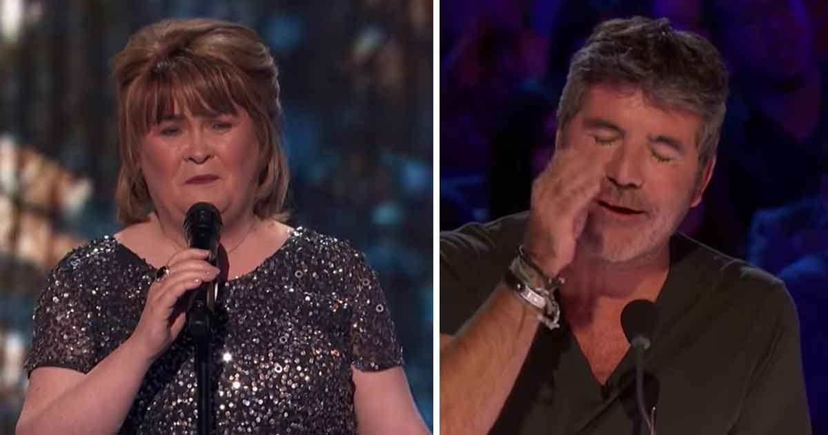 Susan Boyle powraca z hitowym utworem
