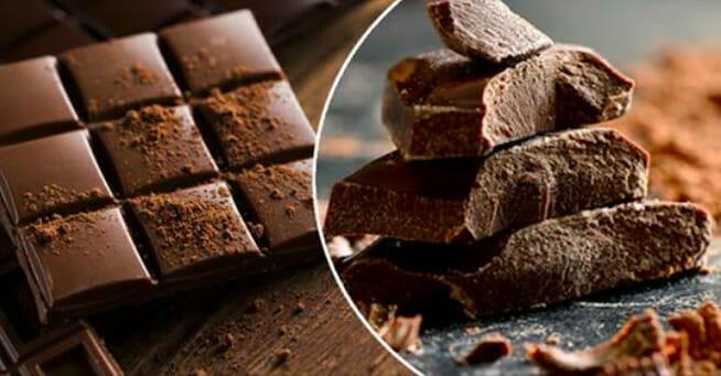 Najnowsze badania wskazują, że jedzona codziennie czekolada dobrze wpływa na nasz mózg!