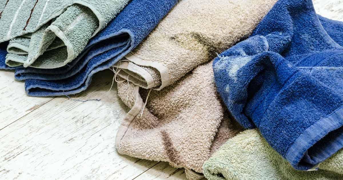 5 najczęstszych błędów, które popełniamy dbając o czystość naszych ręczników