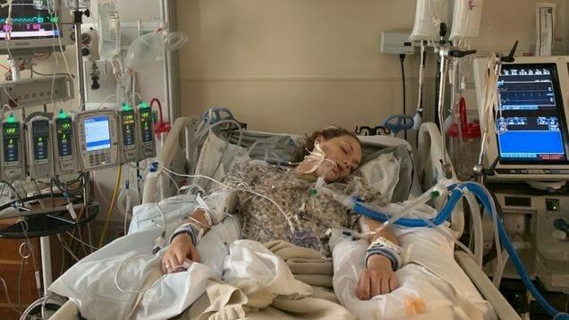 Maddie w stanie śpiączki farmakologicznej
