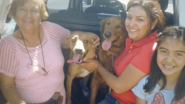 Szczęśliwy Boby i jego rodzina