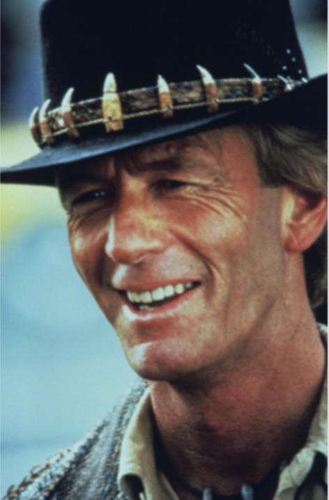 opalony mężczyzna w kapeluszu