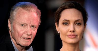 """Jon Voight porzucił swoją córkę, Angelinę Jolie, gdy była dzieckiem i """"przez lata znęcał się psychicznie"""" nad jej mamą"""