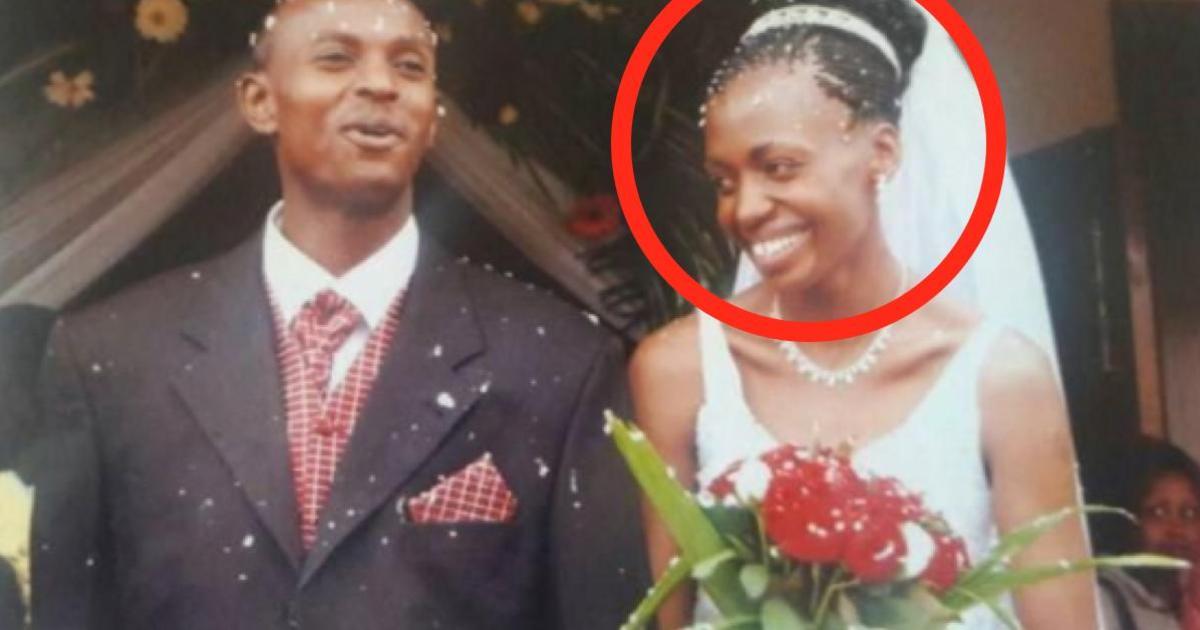 4eda8ef1 Da Terry Apudo ikke dukket opp i sitt eget bryllup, forstod hennes familie  med én gang at noe var galt, men årsaken til Terrys fravær på denne  spesielle ...
