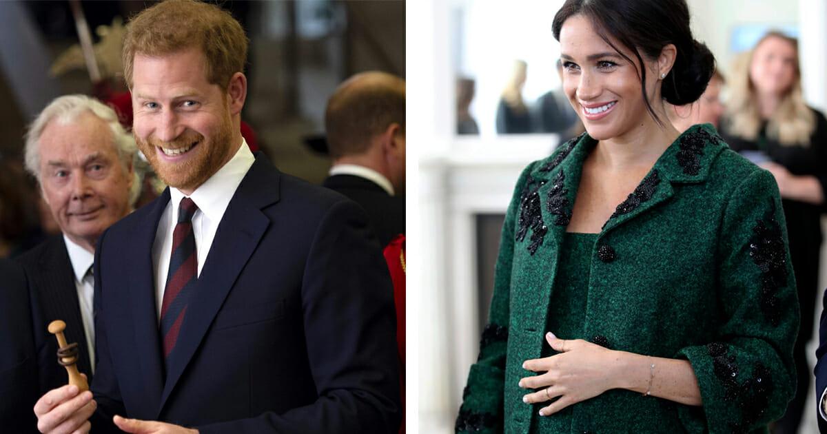 74ca39ab Prins Harry og Meghan med spesielt gaveønske før fødselen: Blir ...