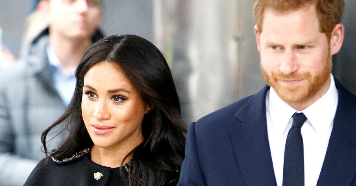Fryktelig Spennende Detaljer Prins Harry Og Meghan Kommer Til A Avslore Alt