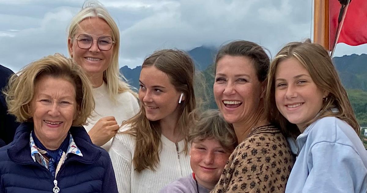 5 Grunner Til At Vi Elsker Prinsesse Martha Louise