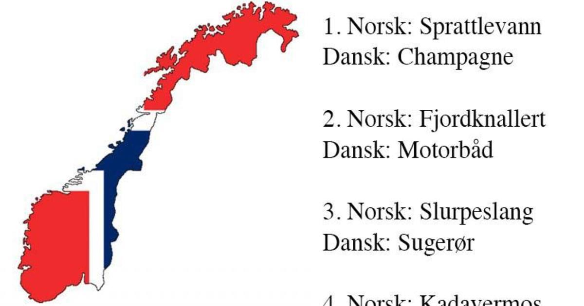 svære danske ord