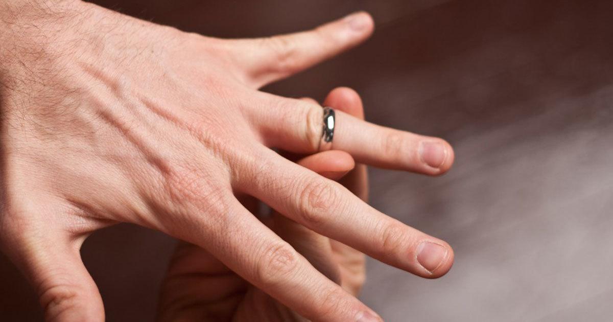 hvilken hånd skal ringen sidde på