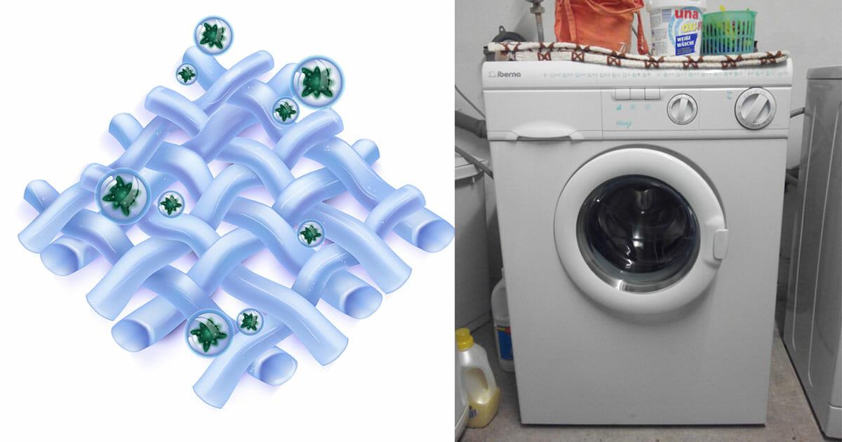 vaskemaskine lugter surt