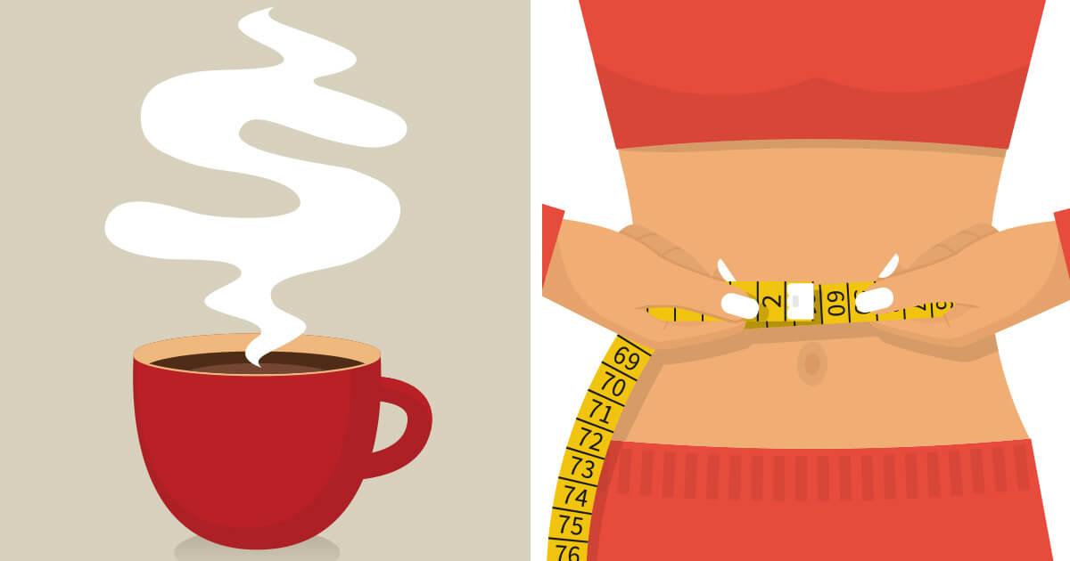 Kokosöl mit Kaffee zum Abnehmen