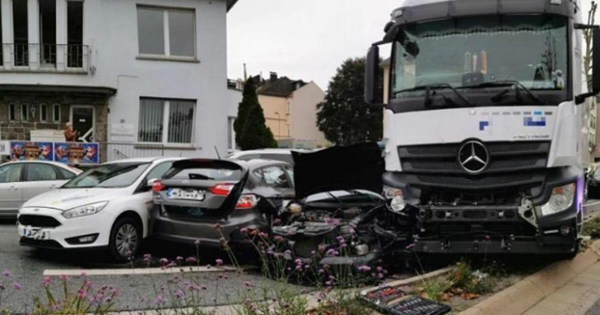 Limburg Lkw Terror