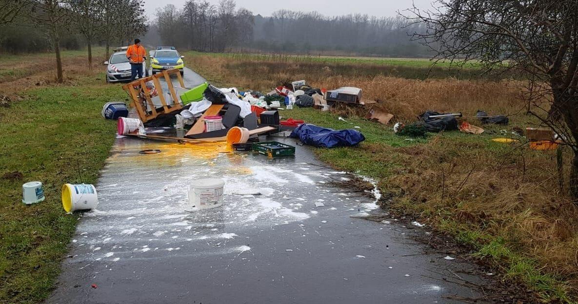 Müll, Natur Niedersachsen