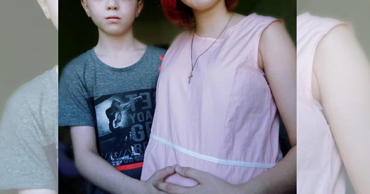 Mädchen (14) wird schwanger und ihr Freund (10) soll der