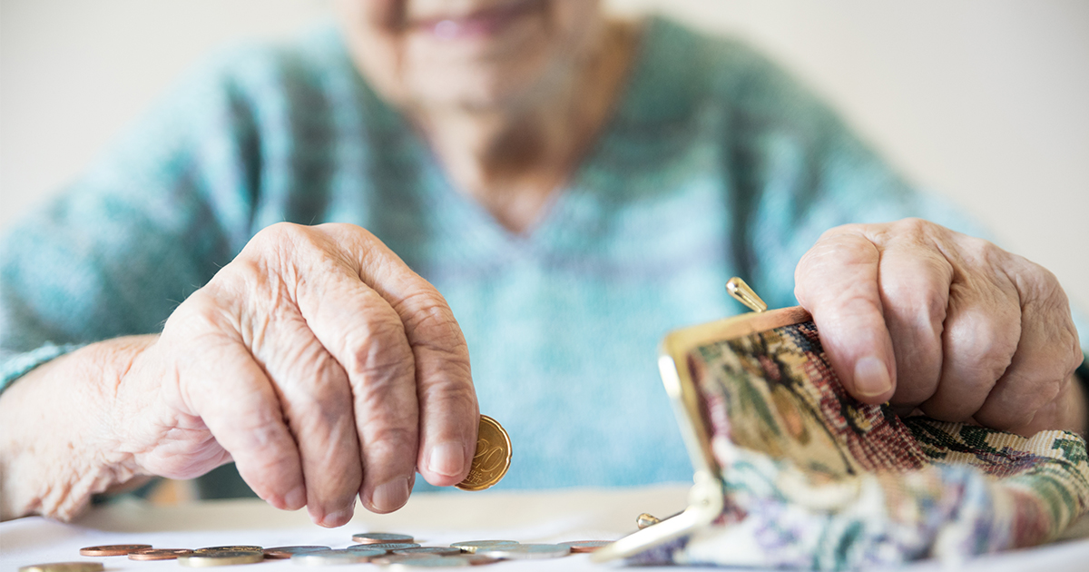 Corona-Krise: Rentner im Westen bekommen 2021 keine ...