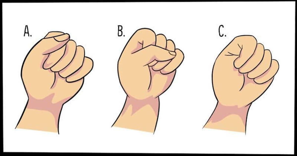 Que faz dedos que o apertem os com