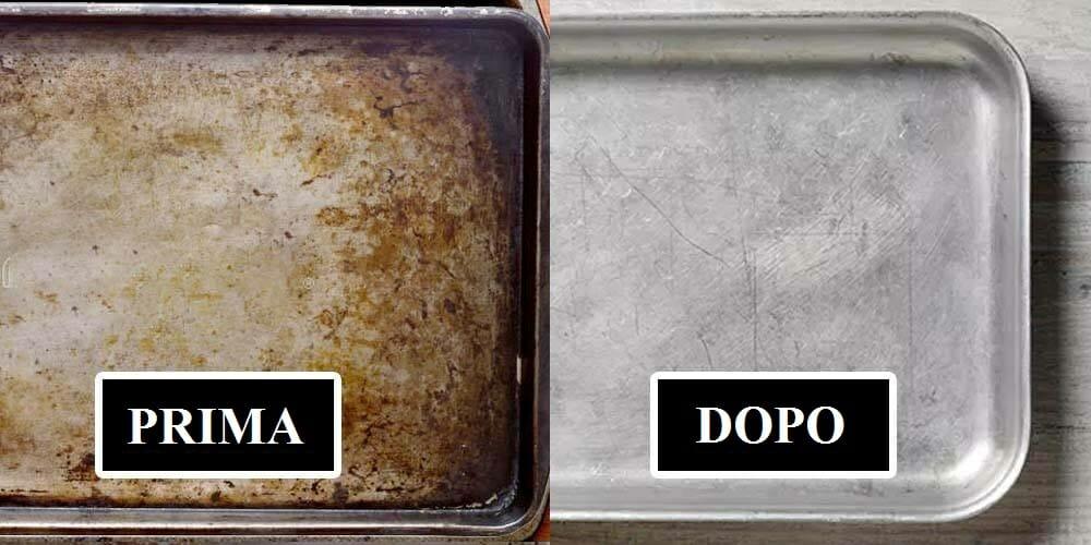 Panettiere rivela il suo miglior trucco per pulire le for Miglior forno