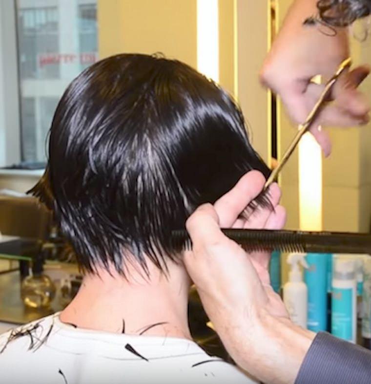 Трансформация больной раком девушки, отрезавшей свои длинные волосы, впечатлила всех