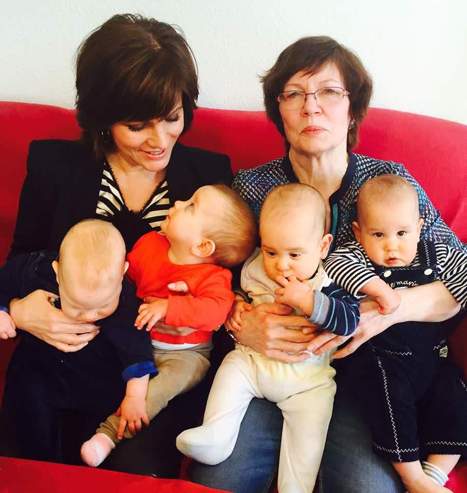 Annegret Raunigk Kinder